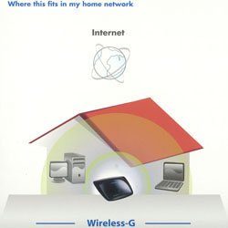 Helpful infographics exactly like this one can also be found on the back of the box that your wireless comes in.