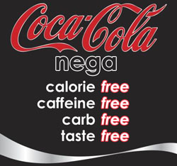 Coca-Cola's newest product, Coke Nega, will be incubated in the Seattle area for nine months.
