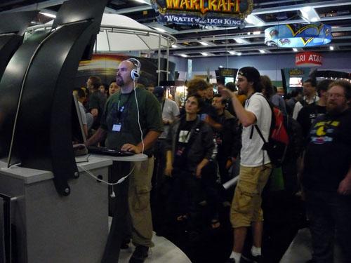 Starcraft II Line