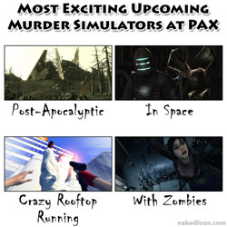 Most Exciting Upcoming Murder Simulators at PAX