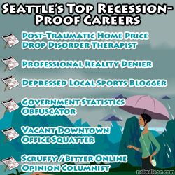 Seattle's Top Recession-Proof Careers