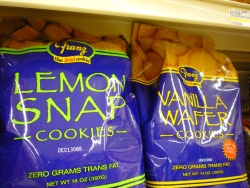 Franz Lemon Snaps & Vanilla Wafers - Now with 100% more Papyrus!