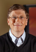 Bill Gates, Incredibly Wealthy Guy