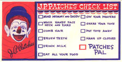"Outsiders can use this ""Patches Pals"" checklist to ward off Fremontites when visiting the new statue."